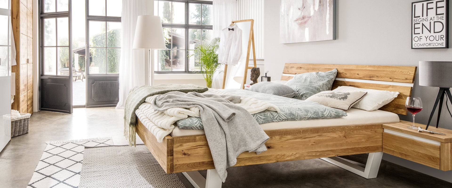 Kitzmann Schlafzimmer Natura