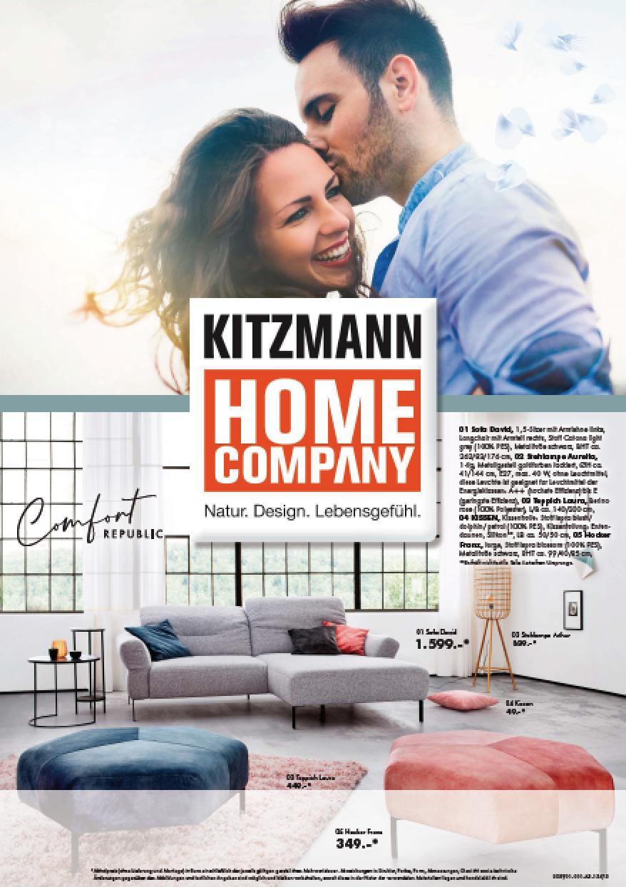 Kitzmann Home Company Prospekt